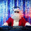 Stock Photo: Party santa