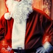 Santa portrait — Stock Photo #16971641