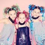 Three beautifu — Stock Photo #16971645