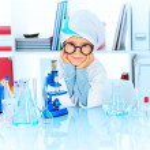 Scientific — Stock Photo