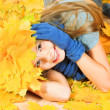 Emotional autumn - Stock Photo