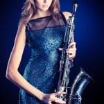 Jazz music — Stock Photo #17392285