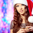 Xmas teen — Stock Photo #17617035