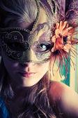Femme belle — Photo