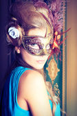 Costume de carnaval — Photo