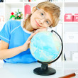 Know geography - Stock Photo