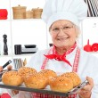 Fresh bakery - Stock Photo
