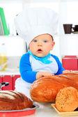 Professional cook — Stock Photo