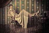 Elegancia casual — Foto de Stock