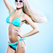 In bikini — Stock Photo #19149443
