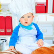Royalty-Free Stock Photo: Baker child