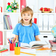 Stock Photo: Home work