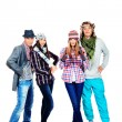 Warm clothes - Stock Photo