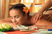 Interior spa — Stock Photo