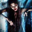 Royalty-Free Stock Photo: Moonlight zombi
