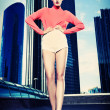 World fashion — Foto de Stock
