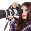 Stockfoto: Be in focus