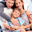 happy family — Stock Photo #20906909