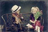 Romántico — Foto de Stock
