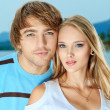 Portrait couple — Stock Photo #21458953