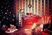 Objekte von weihnachten — Stockfoto