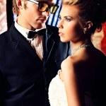 Luxurious dress — Stock Photo #21840601
