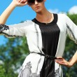 Black sunglasses - Stockfoto