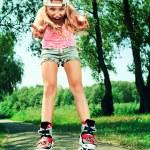 Постер, плакат: Roller skates