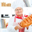 Best granny - Stock Photo