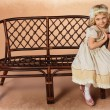 Romantic child - Stockfoto