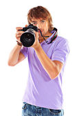 Great lens — Stock Photo