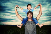 Love father — Stock Photo