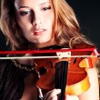 Stock Photo: String instrument