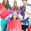 Clearance sale — Stock Photo #25267705