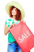 Modern sale — Stock Photo