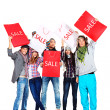 Holiday sale — Stock Photo #25714555