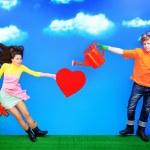 Love heart — Stock Photo #26011125