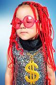 Repchik girl — Stock Photo