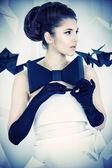 Retro elegance — Stock Photo