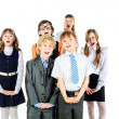 School choir — Stock Photo #26899119