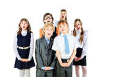 School choir — Stock Photo