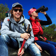 Backpackers — Stock Photo #26948001