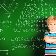 Over blackboard — Stock Photo