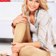 Stockfoto: Pretty blonde