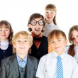 Fun children — Stock Photo #27797403