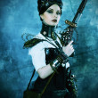 Gothic fantasy — Stock Photo