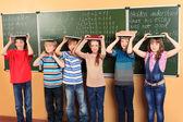 Children in classroom — Stock Photo
