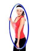 Fitness sport — Stock Photo