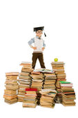 Pursuit of knowledge — Stock Photo