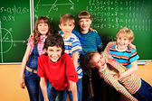 Classmates — Stock Photo